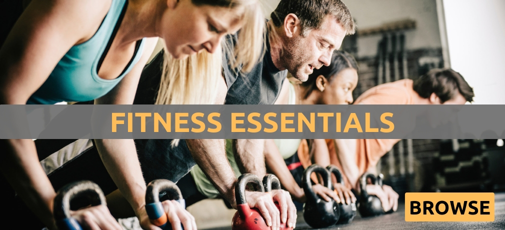 Shop Fitness Essentials