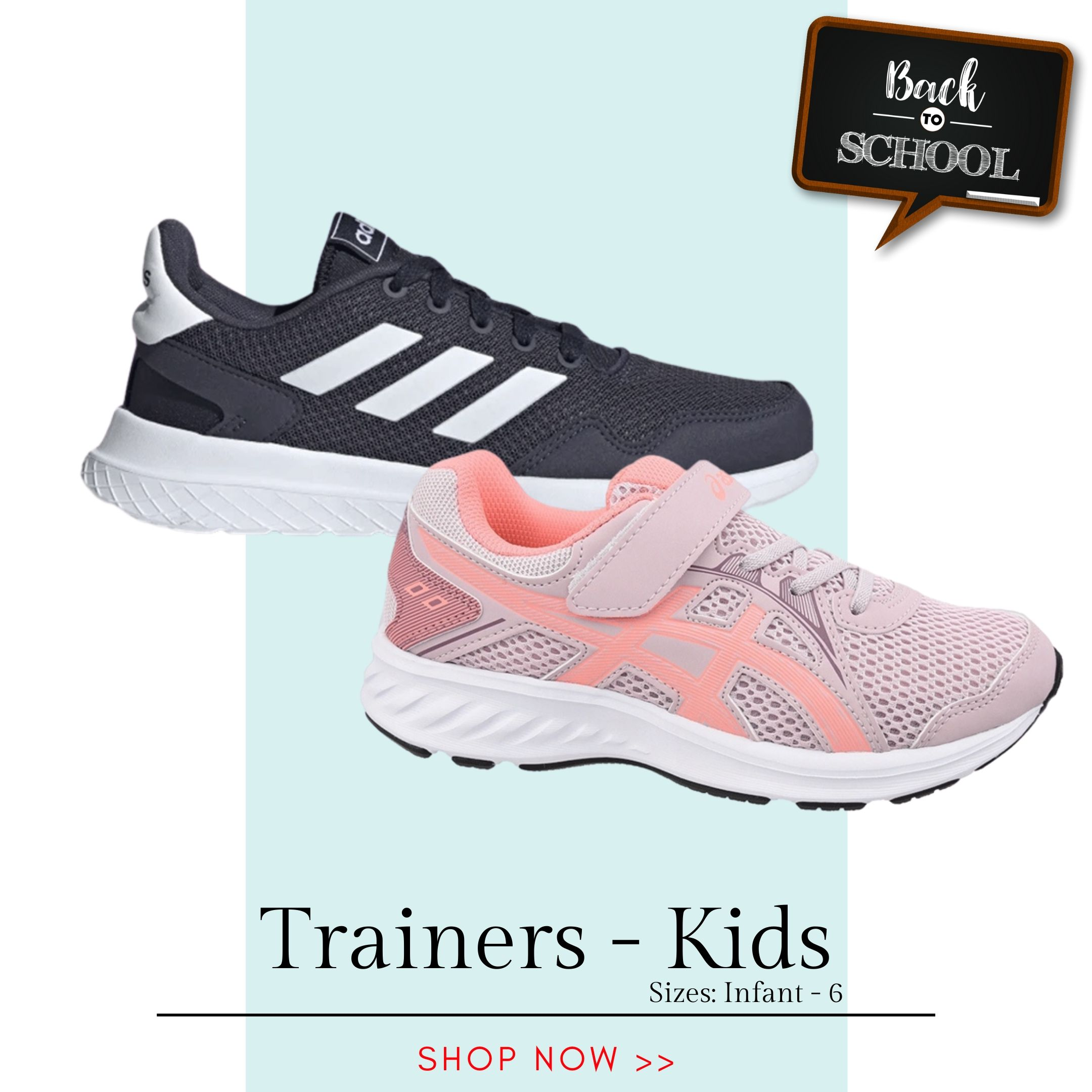 Back to School - Trainers Kids