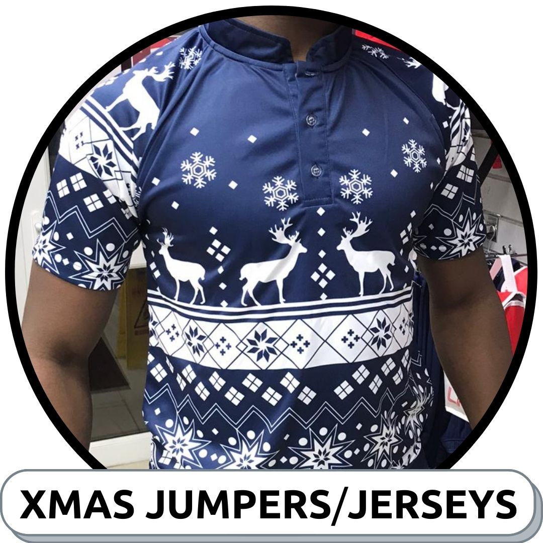 Browse Christmas Jumpers & Jerseys