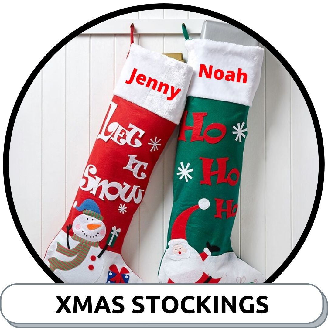 Browse Christmas Stockings