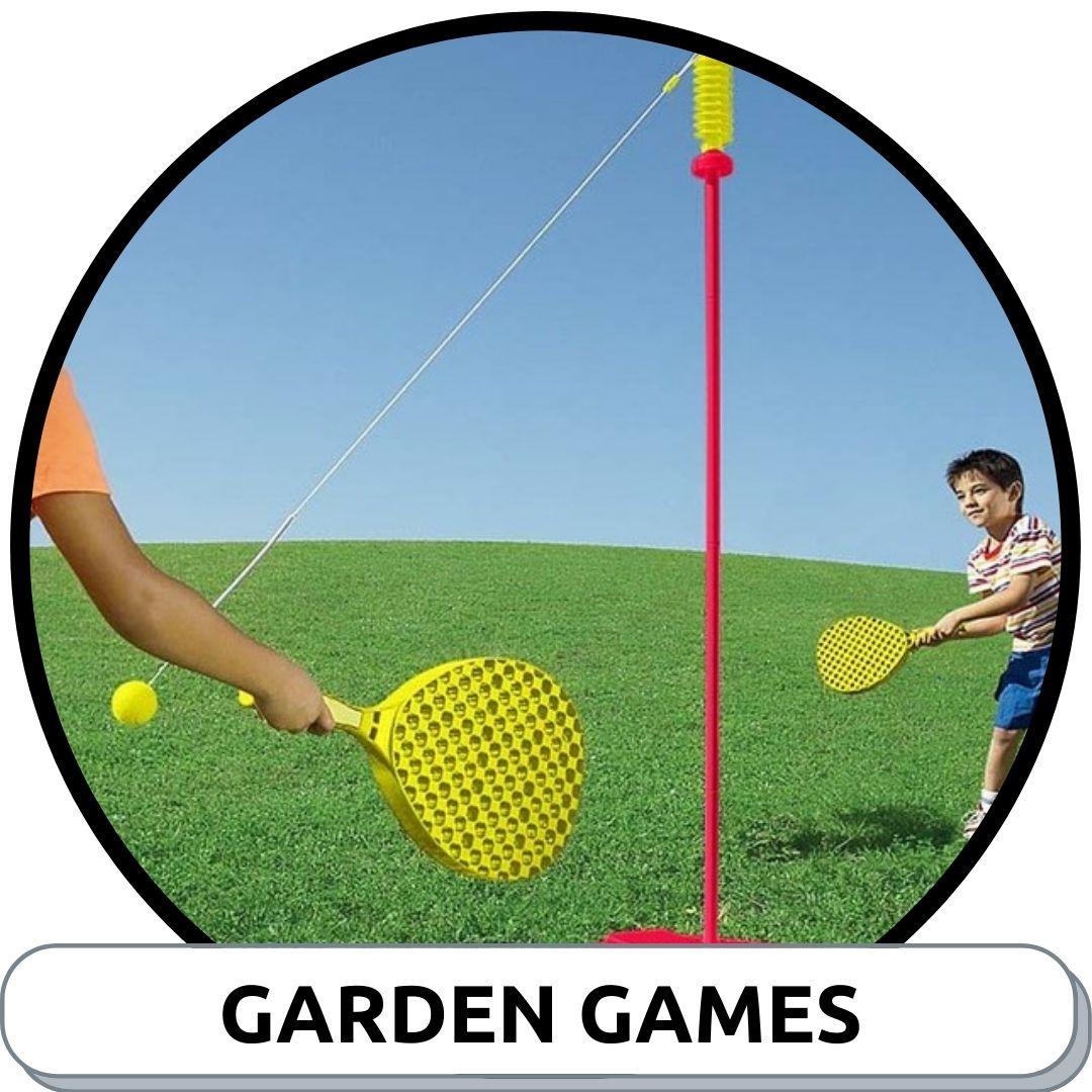 Browse Garden Games & Toys