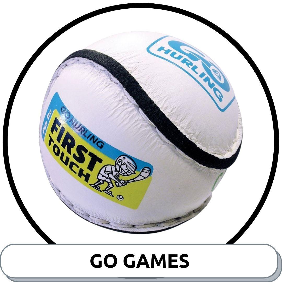 Go Games Hurling Balls