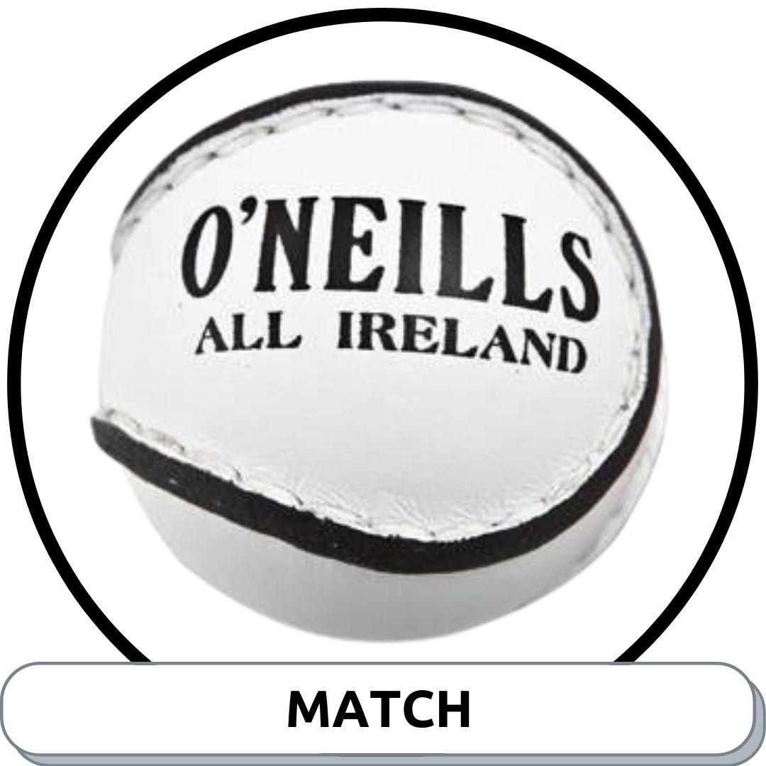 Shop Match Day Hurling Balls