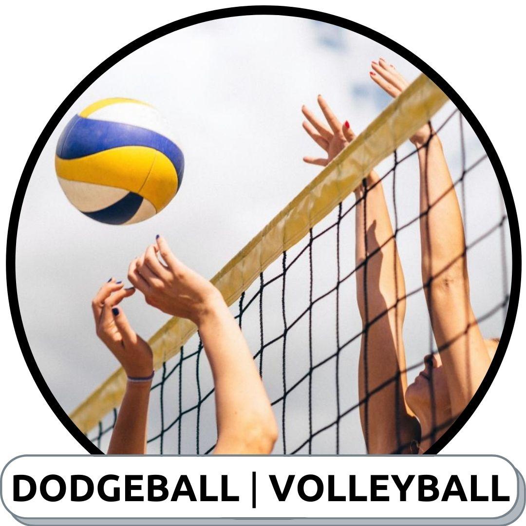 Shop Dodgeball & Volley Ball