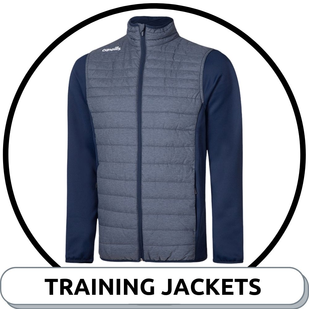 Teamwear Jackets & Rainwear