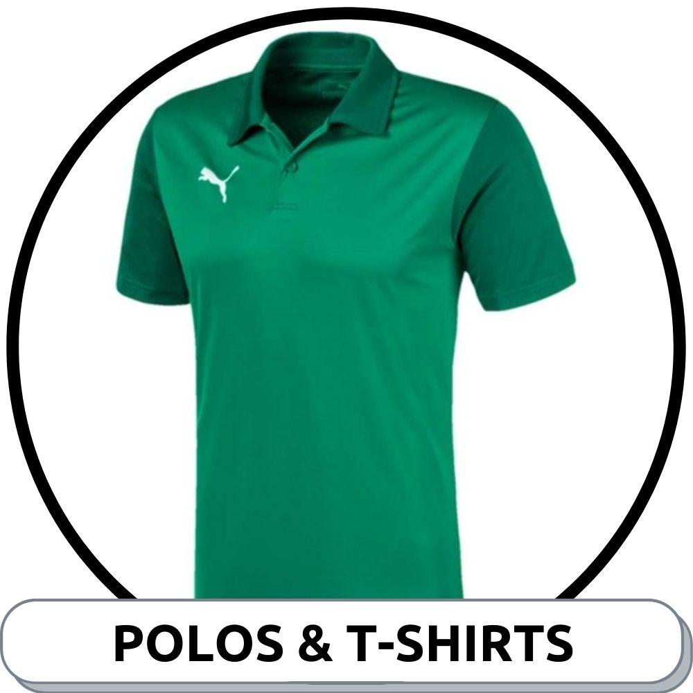 Teamwear Polos & T-Shirts
