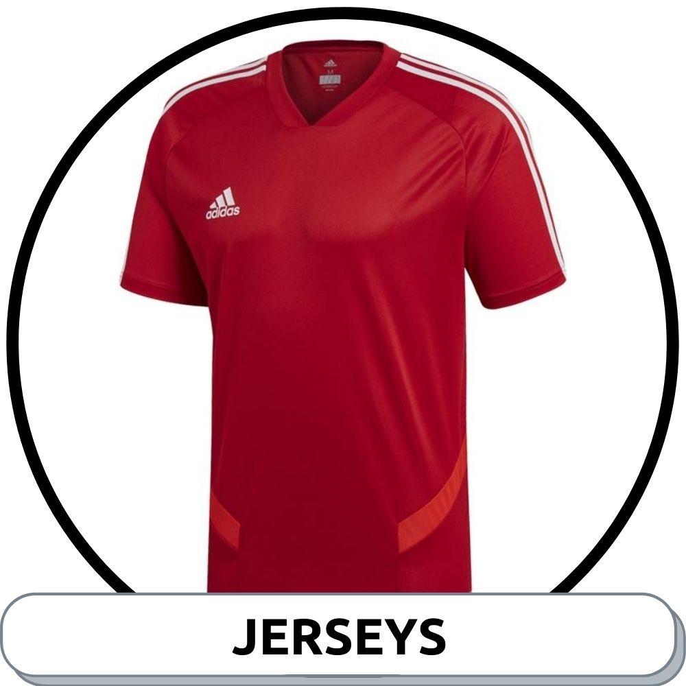 Teamwear Jerseys