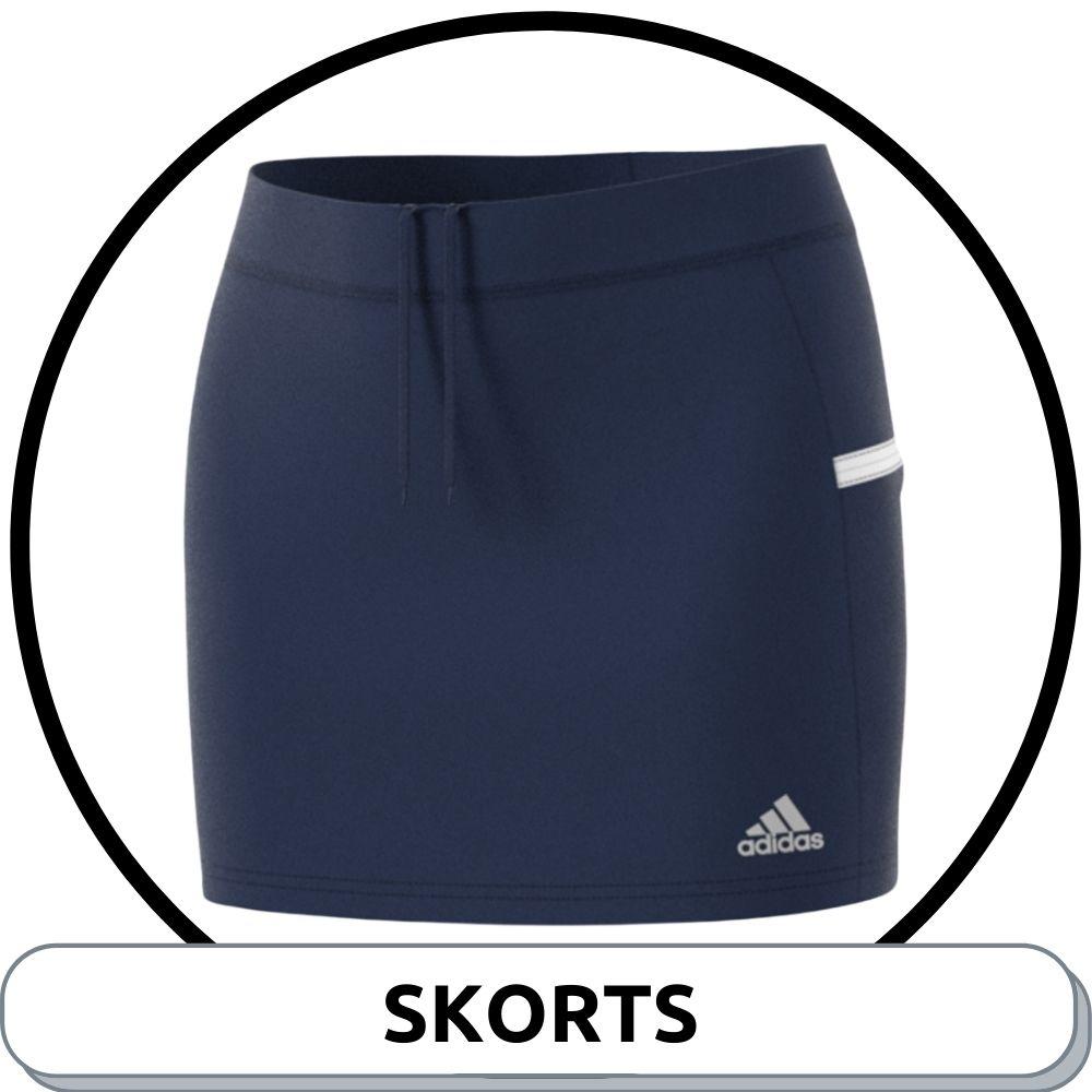 Teamwear Skorts