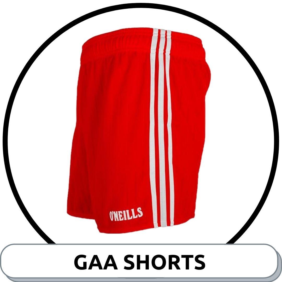 Shop GAA Shorts