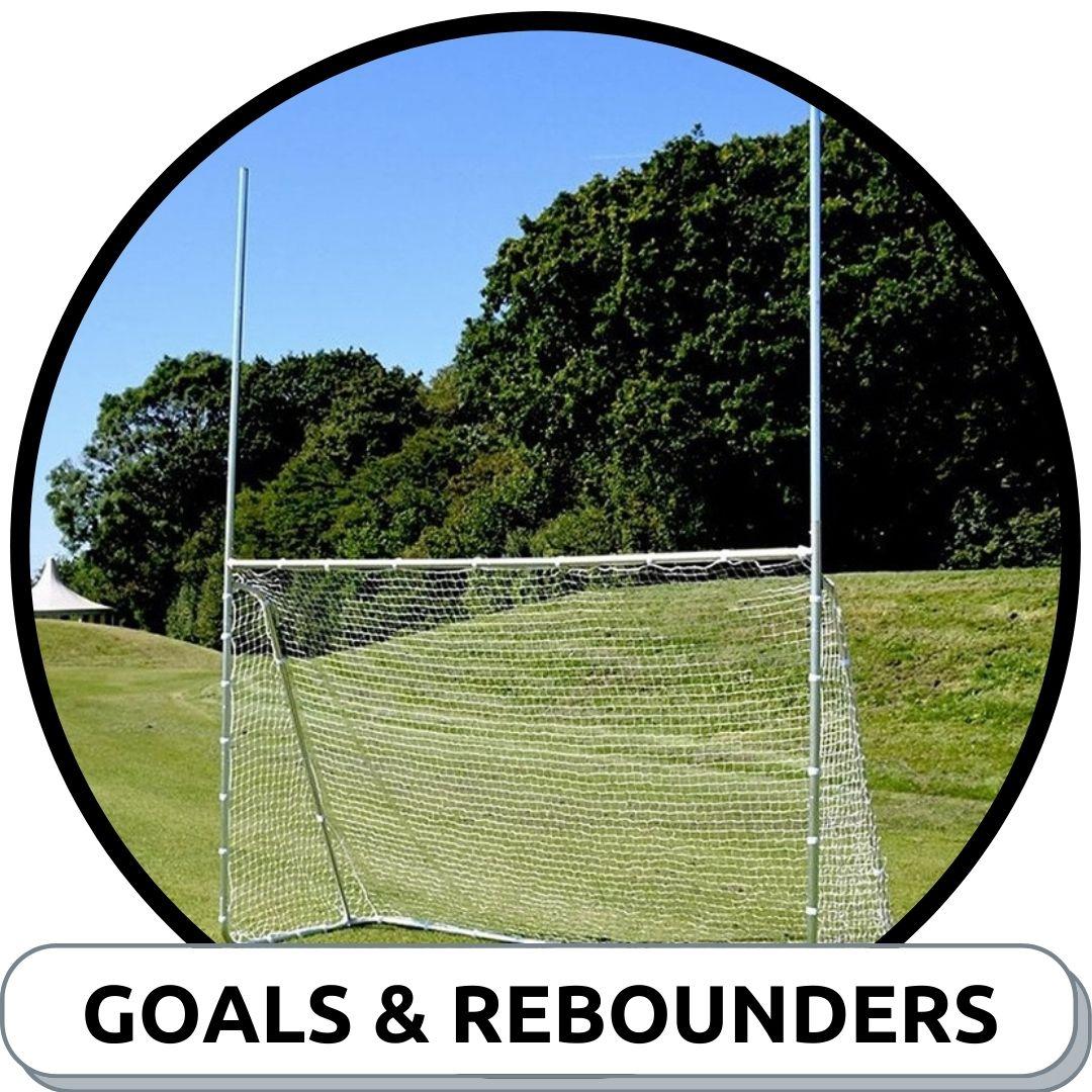 Shop Goals & Rebounders