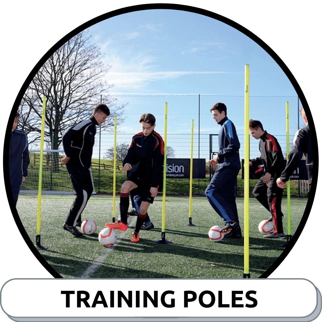 Shop Training Poles