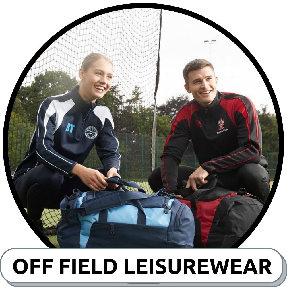 Off Field Leisurewear