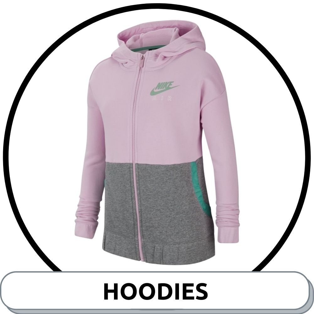 Browse Girls Hoodies and Tops