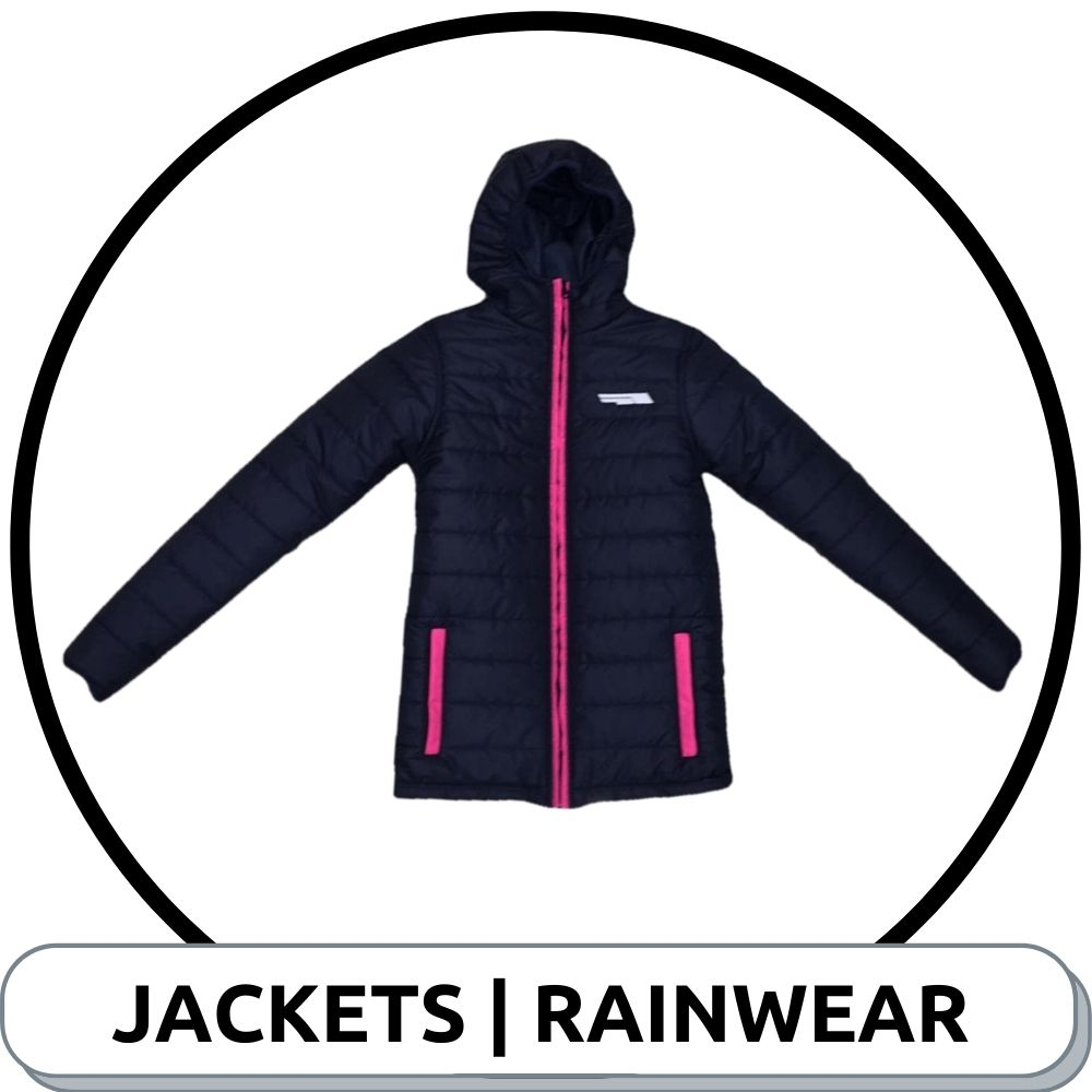 Browse Girls Coats and Rainjackets
