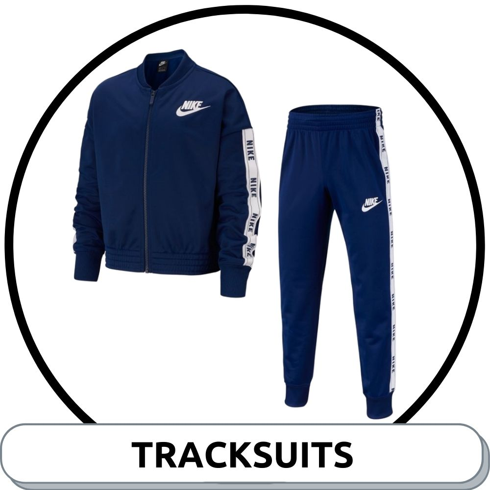 Browse Girls Tracksuits