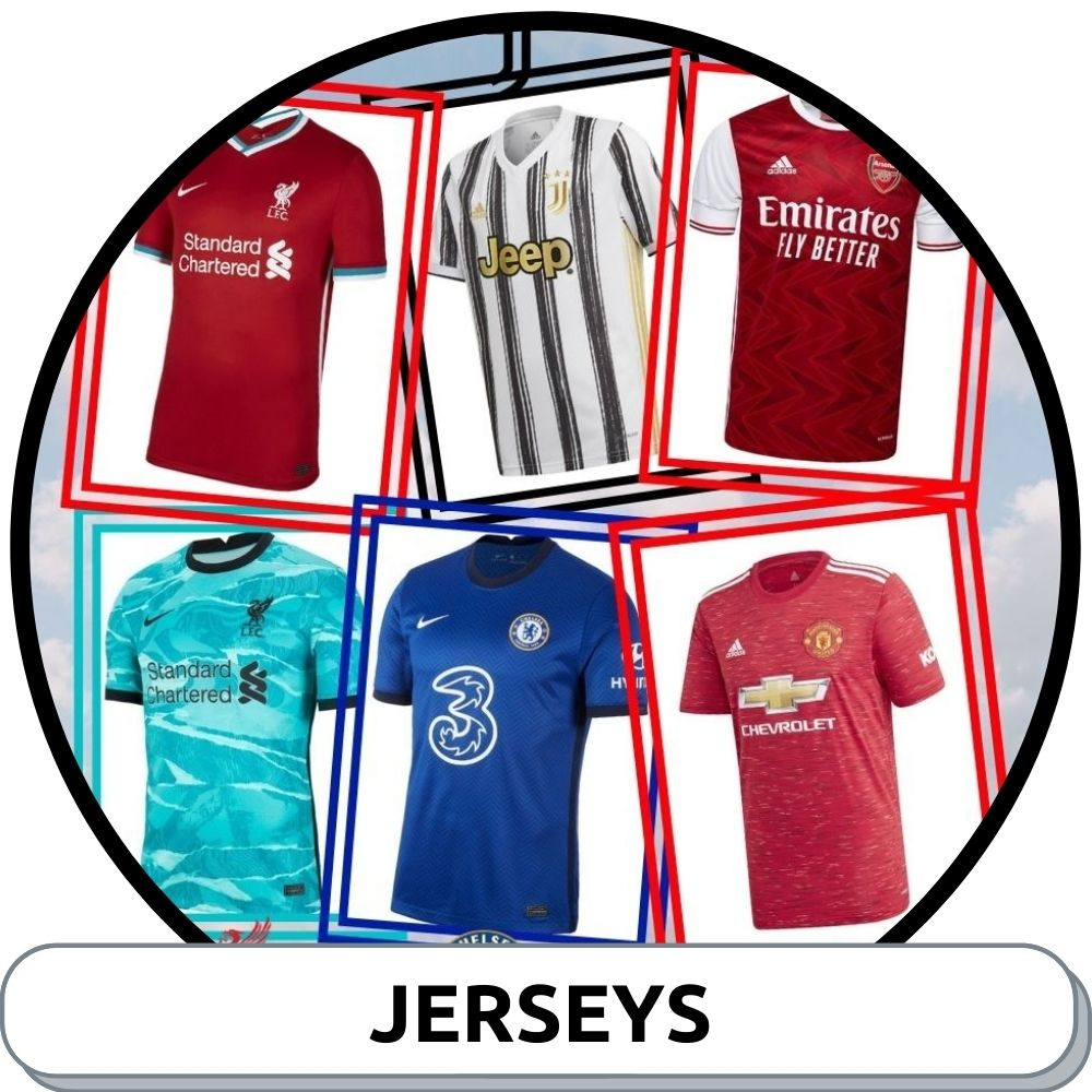 Browse Replica Jerseys