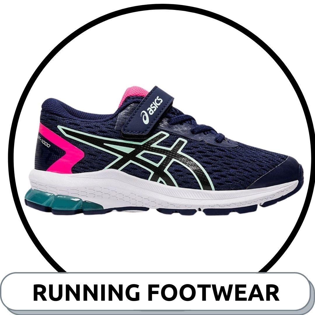 Browse Kids Running Footwear
