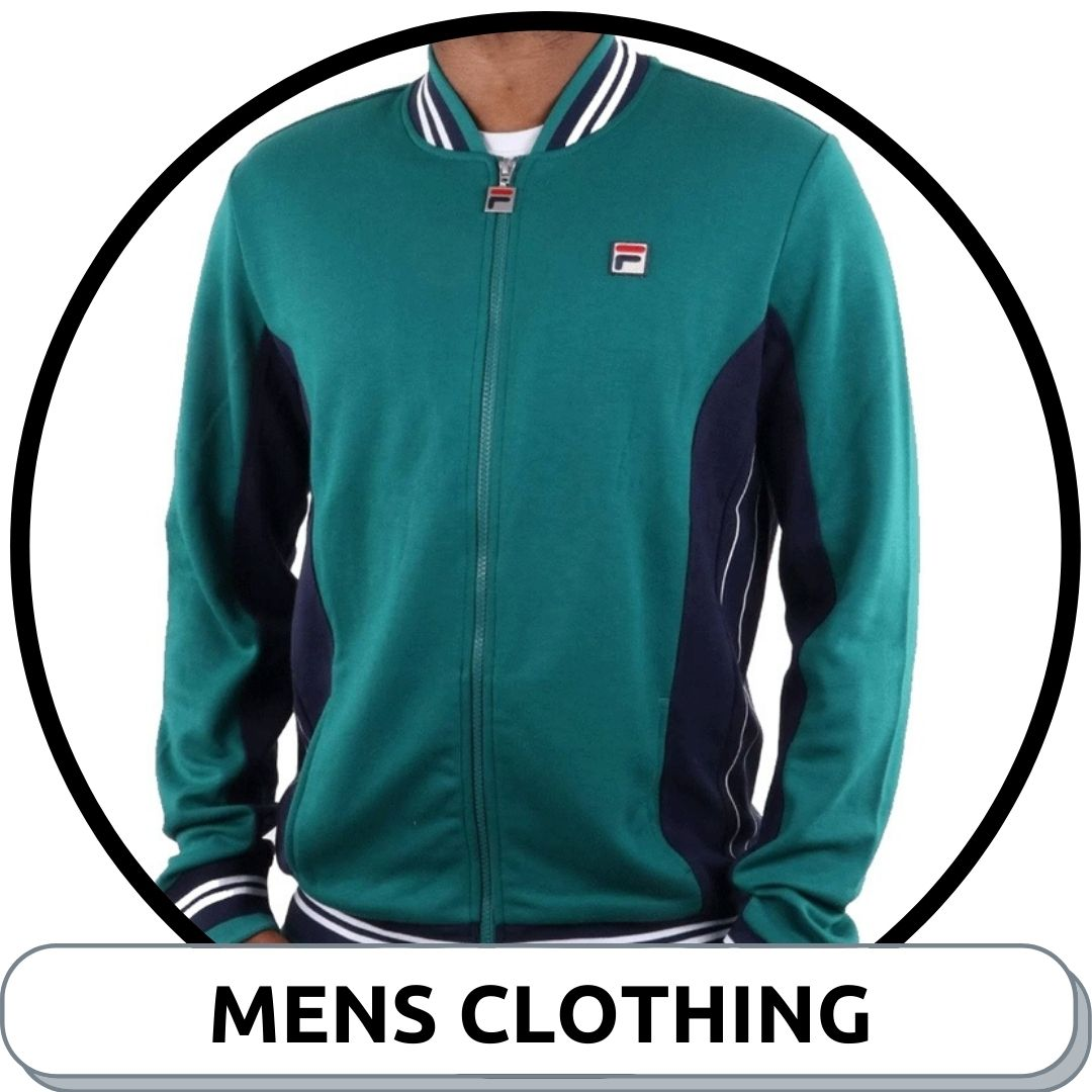 Browse Mens Clothing