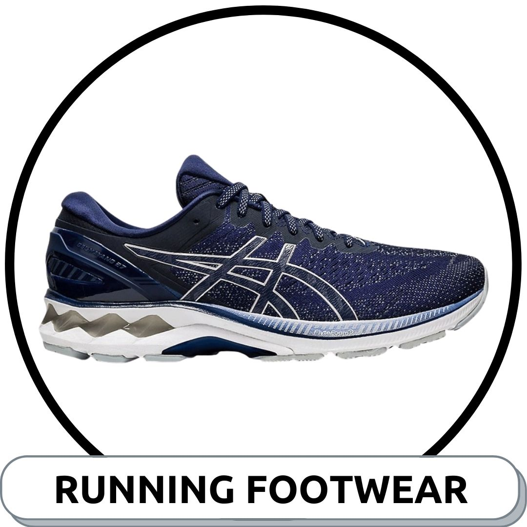 Browse Mens Running Footwear