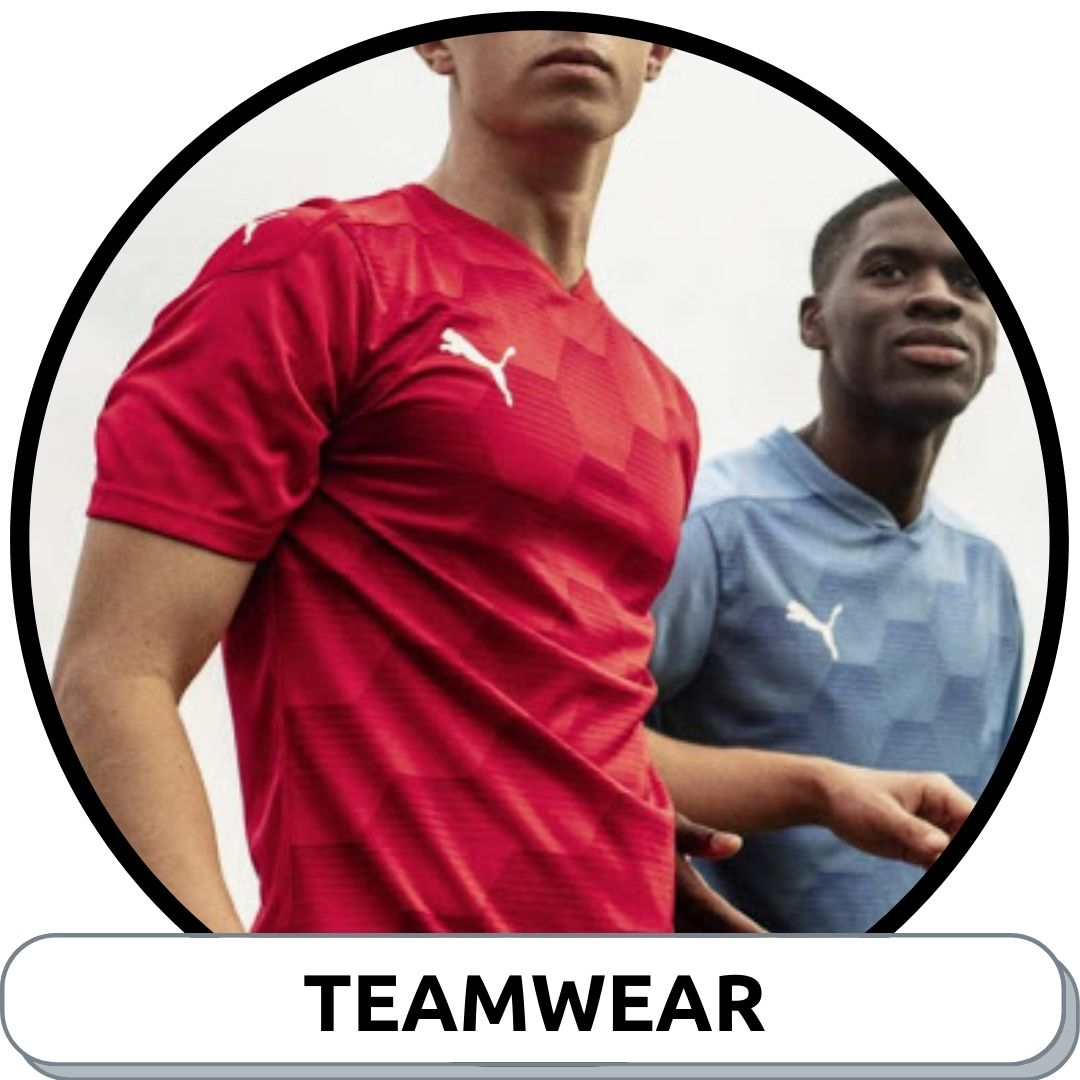 Browse Club Teamwear