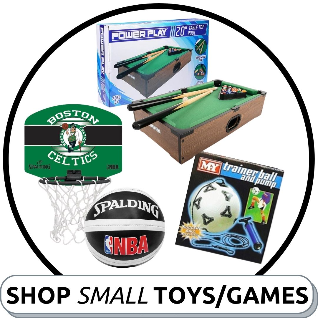 Browse All Small Toys & Games