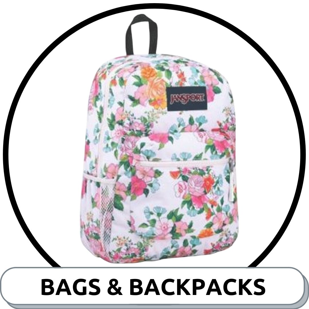 Browse Bags & Backpacks
