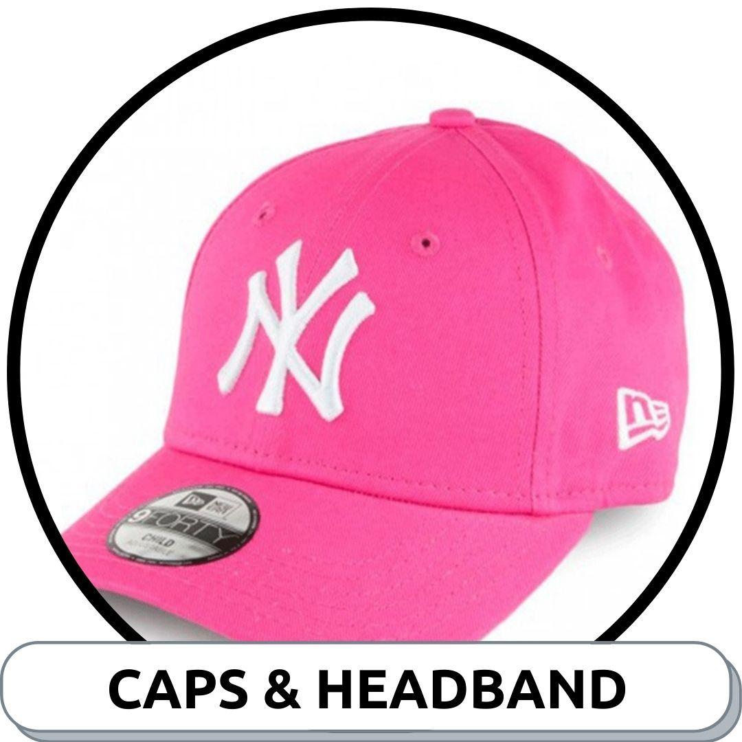 Browse Caps & Headbands
