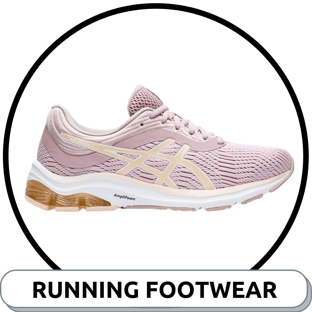 Browse Womens Running Footwear