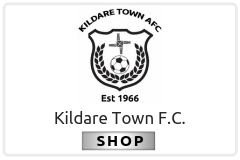 Kildare Town F.C. Club Shop