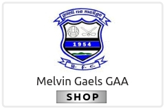 Melvin Gaels GAA Club Shop