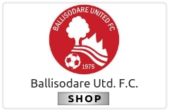 Ballisodare Utd F.C. Club Shop