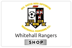 Whitehall Rangers Club Shop