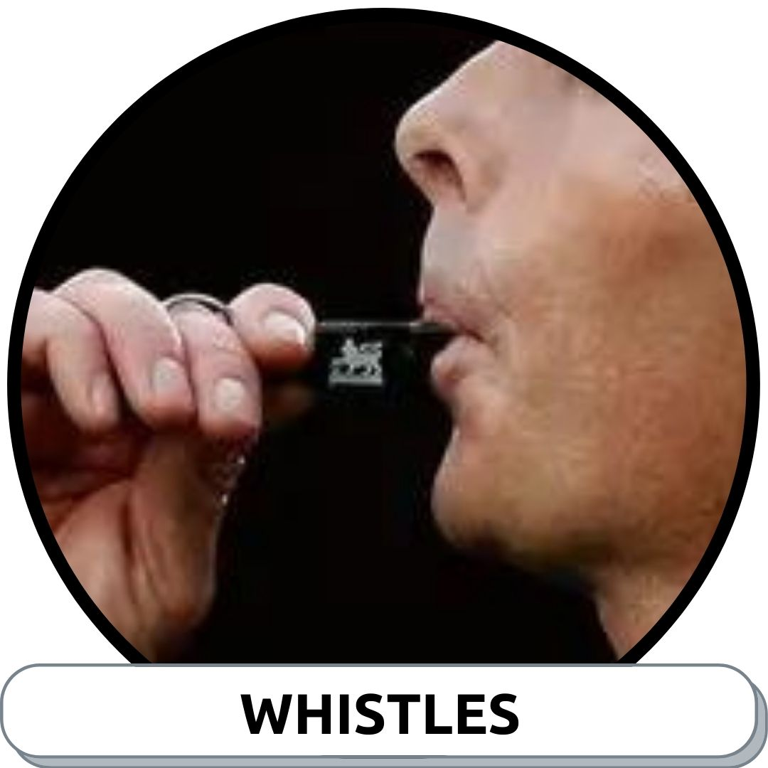 Shop Whistles