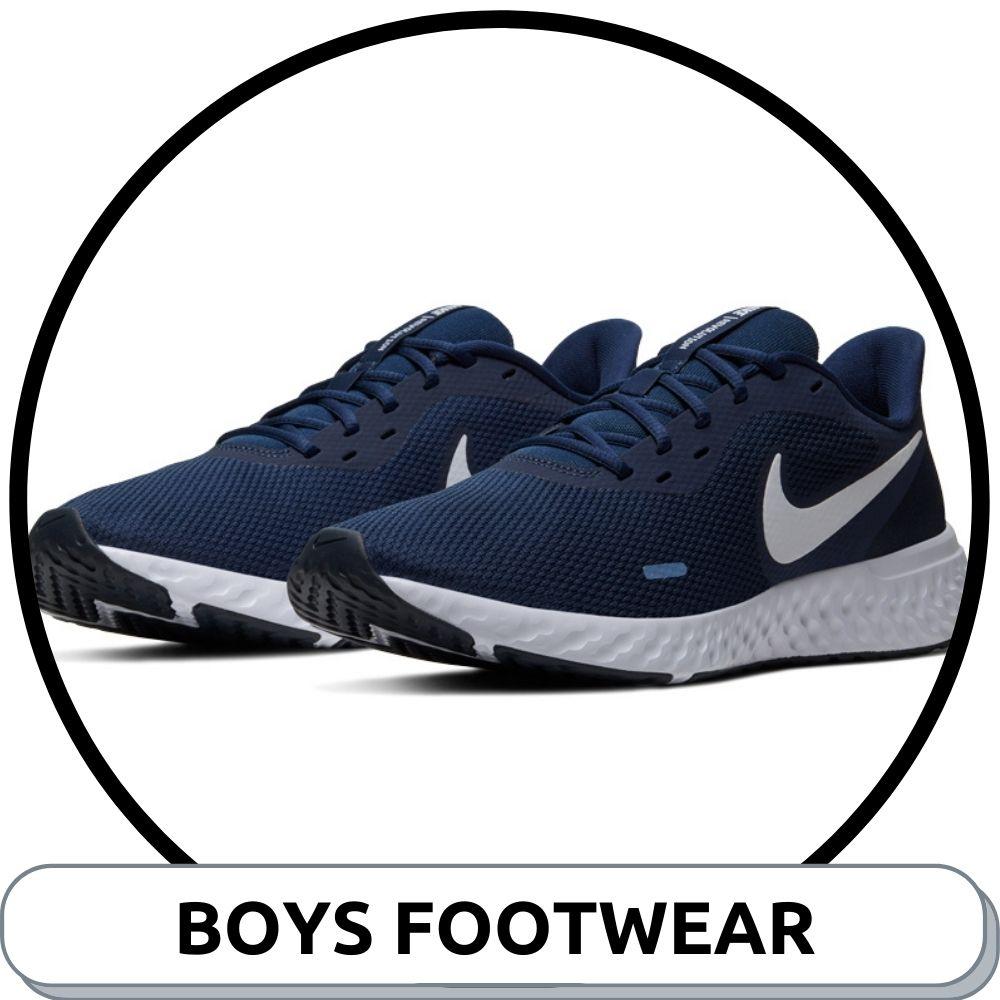 Browse Boys Footwear