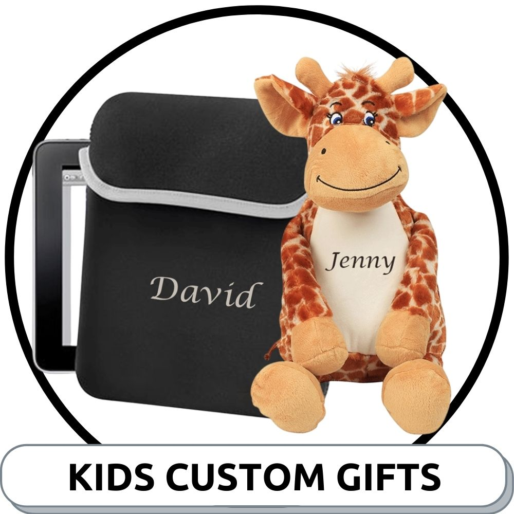 Browse Kids Personalised Gifts