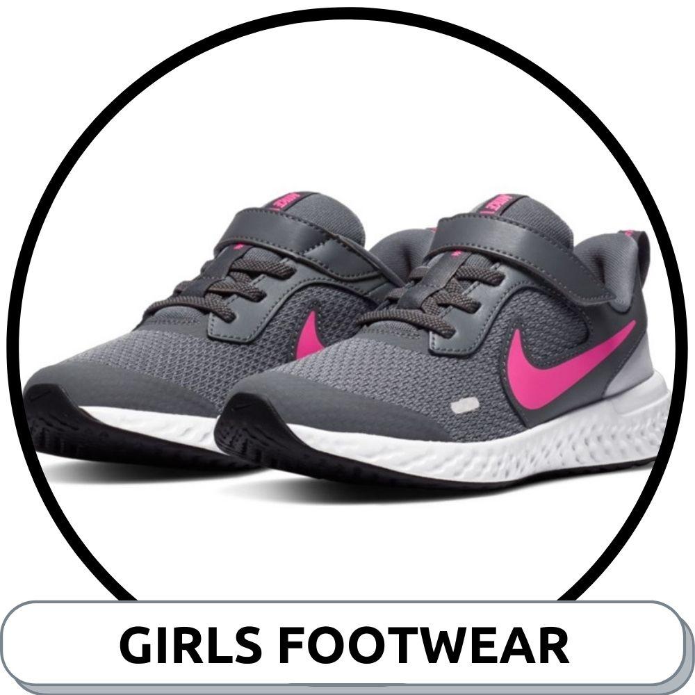 Browse Girls Footwear