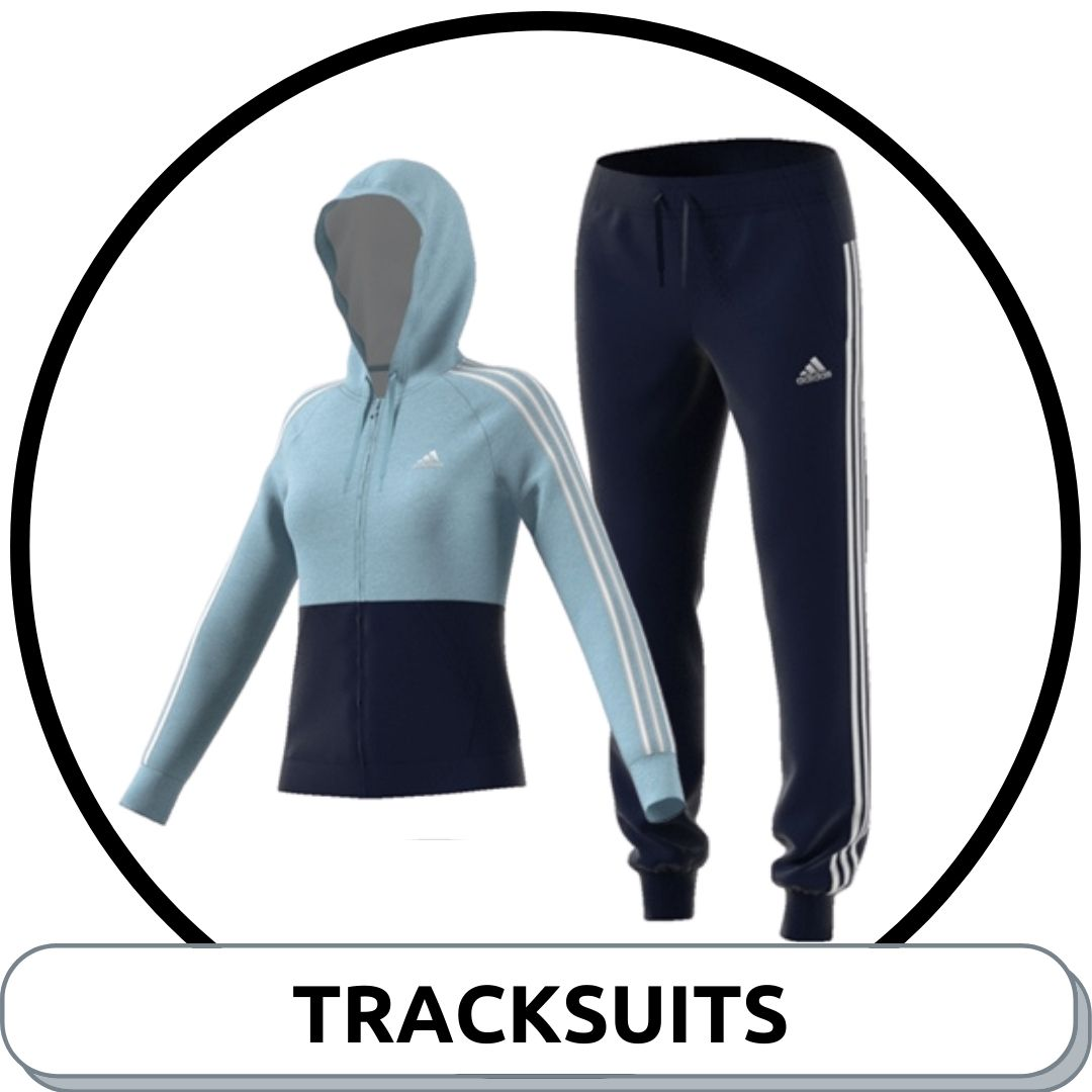 Browse Womens Tracksuits