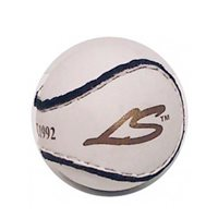 Lee Sports Sliotar - White