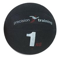 Precision Training 1Kg Medicine Ball