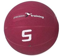 Precision Training 5Kg Medicine Ball