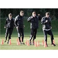 Precision Training Hurdle Cone Set