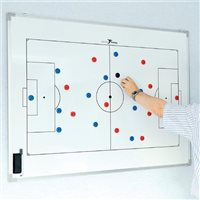 Precision Training Soccer Tactics Board 60x90