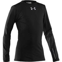 Under Armour Boys Evo Crew Top CG