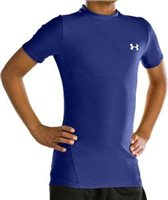 Under Armour Boys SS Top HG