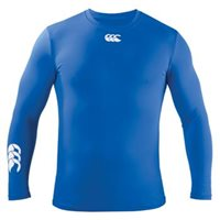 Canterbury Armourfit L/S Junior - Royal