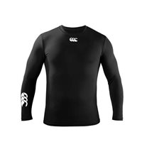 Canterbury Armourfit L/S Junior - Black