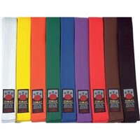 Cimac Karate Belts
