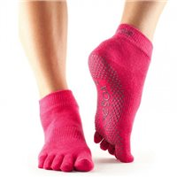 Toesox With Toe Ankle Sock