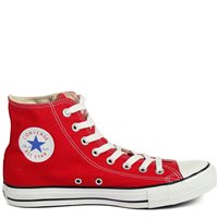 Converse All Star Hi Top - Red