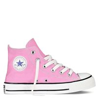 Converse Youth All Star Hi Top - Pink